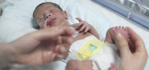 Esame del neonato