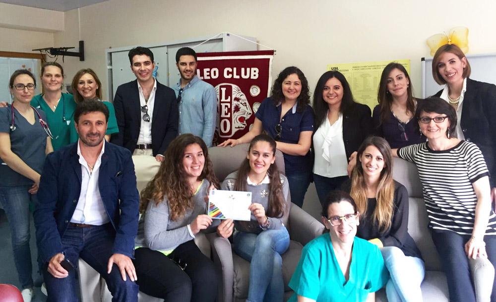 Donazione Leo Club
